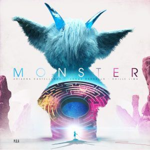 Monster-in Labyrinth