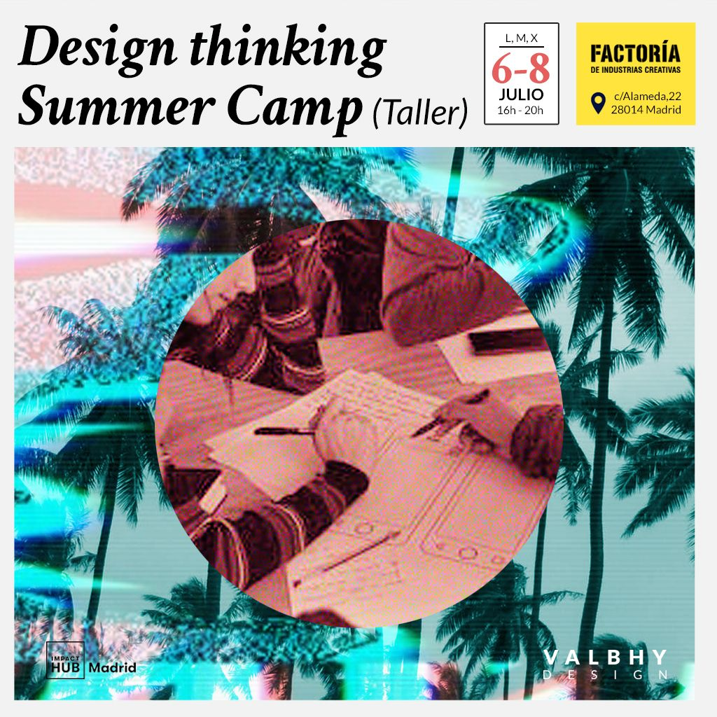 Design Thinking Summer Camp