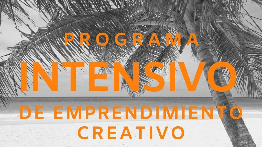 Programa Intensivo de Emprendimiento Creativo