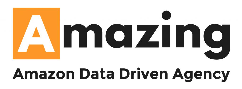 Logo Amazon data driven agency