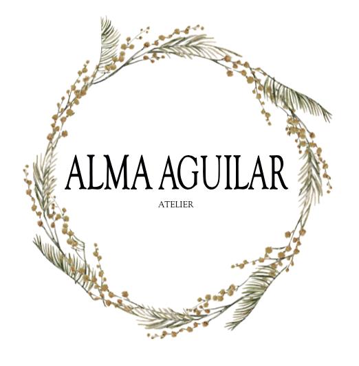 Logo Alma Aguilar