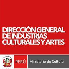 Dirección general de Industrias Culturales y artes