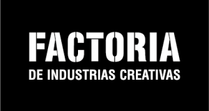 FACTORIA logo negativo