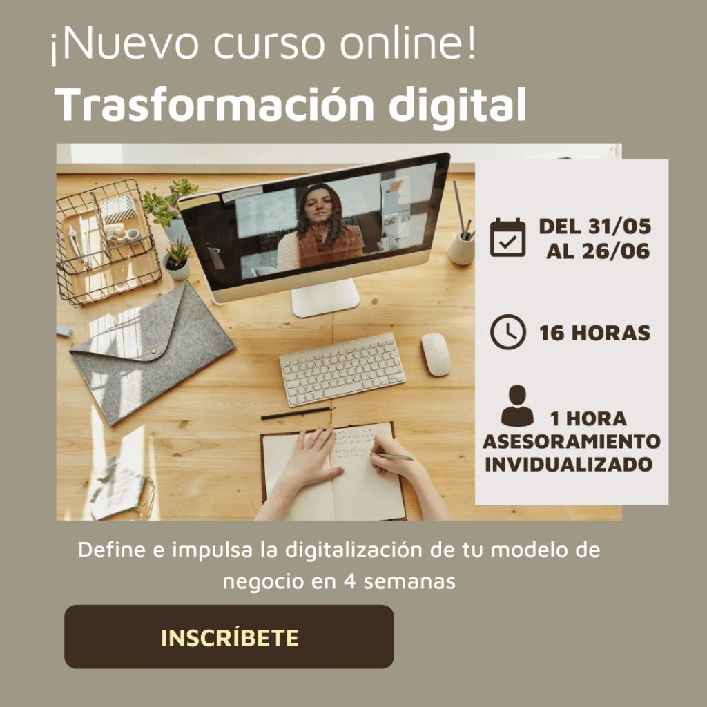 Curso transformación digital home
