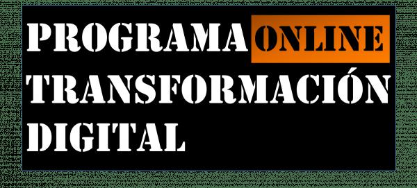 Programa Transformación digital