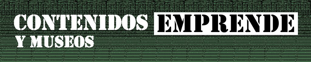 Logo Contenidos y Museos