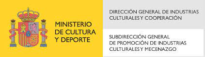 Logo Ministerio Cultura España