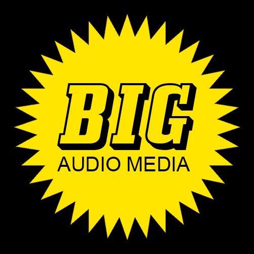Logo Big Audio Media